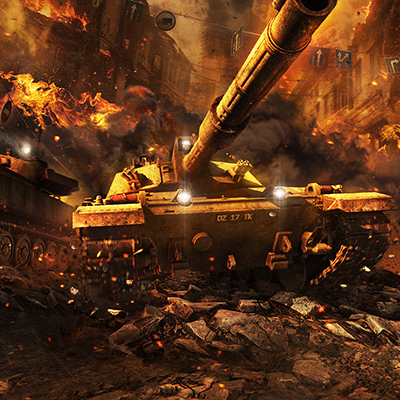 ARMORED WARFARE PS4